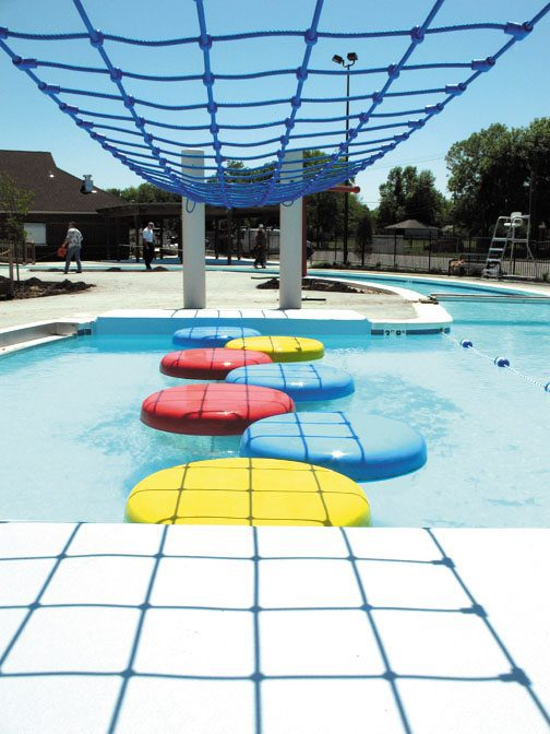Aquatic Center to open this weekend