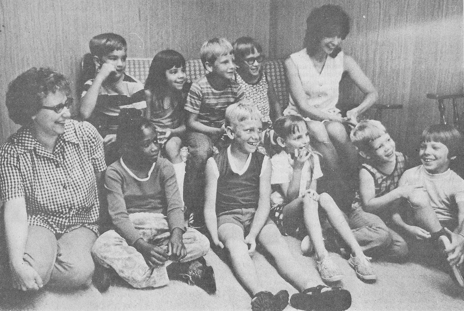Looking Back: 1973 Vacation Bible School
