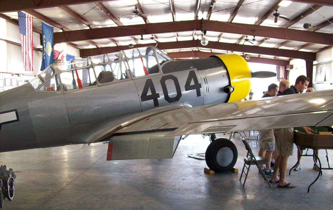 Commemorative Air Force to host Warbird Open House