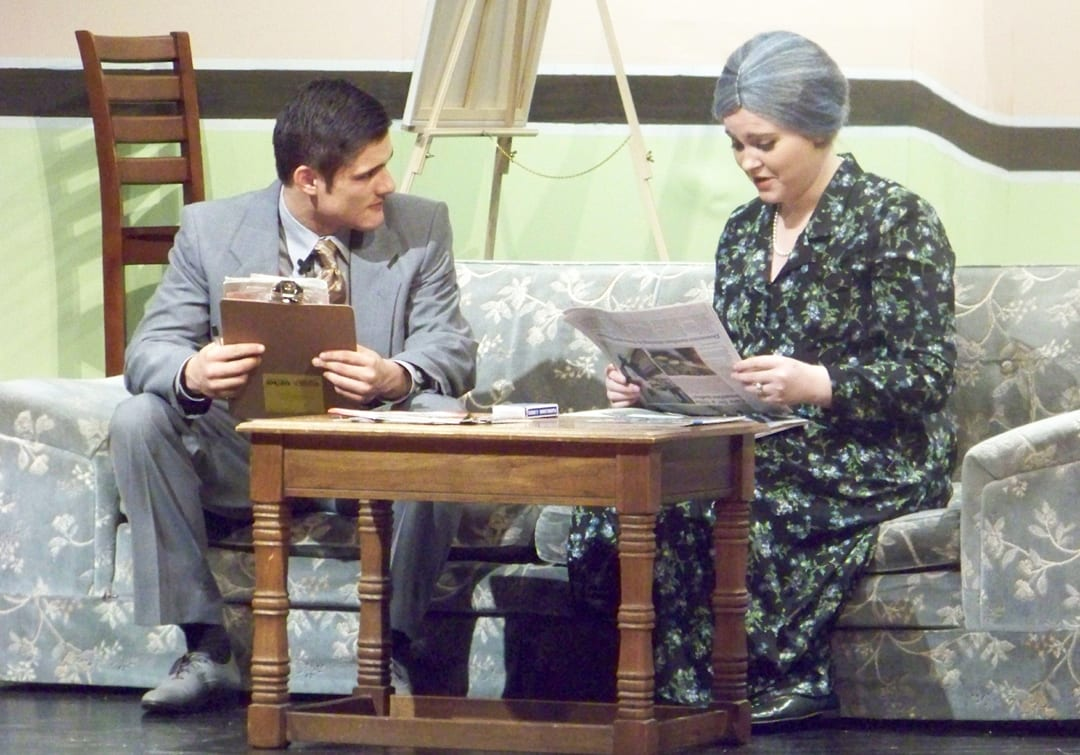 Curtain to rise on SHHS comedy April 1