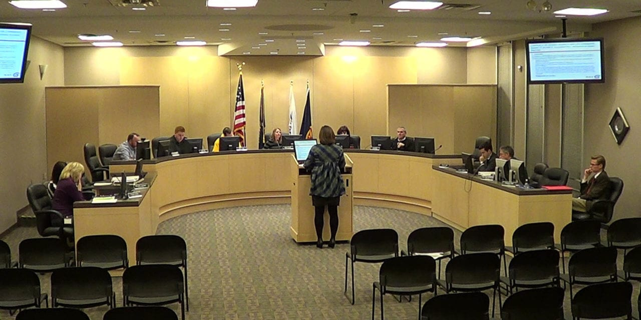 Planning Commission initiates rezoning; considers ban of massage businesses in residences