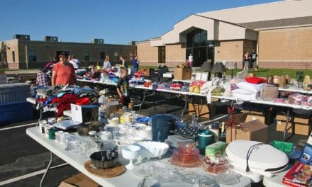 Annual garage sale dates approaching