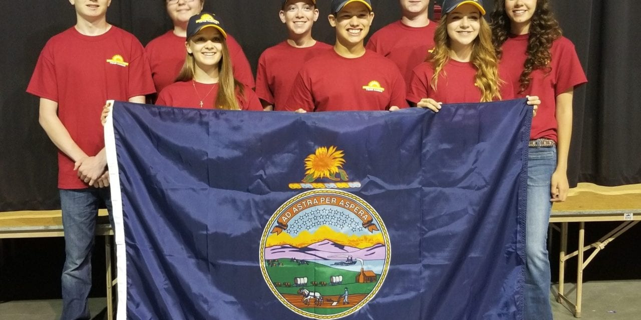 Eight Johnson County 4-H Shooting Sports competitors attend Nationals
