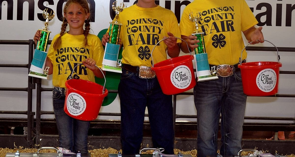 Amid pandemic, Kansas 4-H members charge ahead with projects