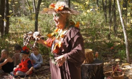 Whimsical Woods returns to Ernie Miller Park