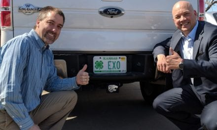 New 4-H license plates available in county treasurers' offices