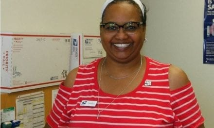 Long time postal clerk set to retire after 33 years