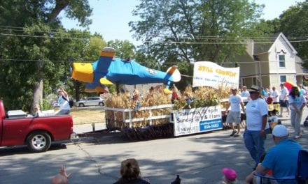 Parade set for Aug. 3