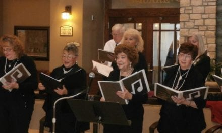 Join the Side By Side Experience 50 Plus vocal performing group