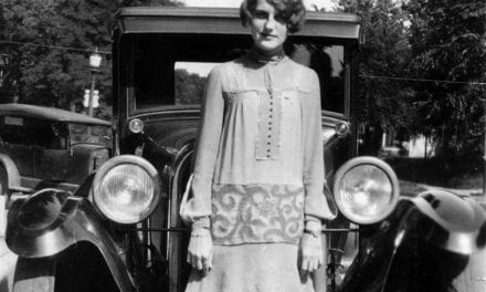 Class on 1920's fashion available through Johnson County Museum