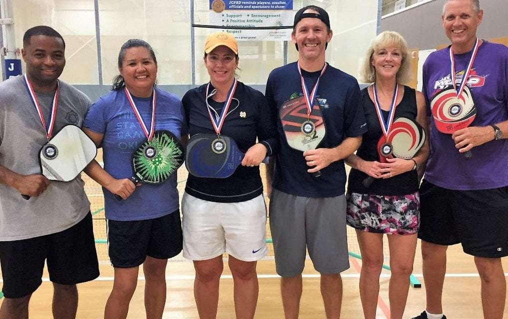 New co-ed Winter Rally Pickleball Tournament for 50 Plus players