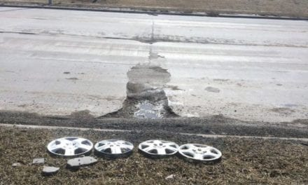 KDOT grant could repave 56 Highway