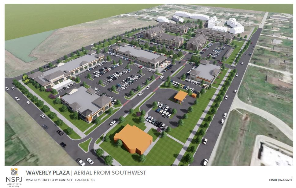 Gardner council approves Santa Fe, Waverly