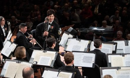 Keehner leads Navy Band
