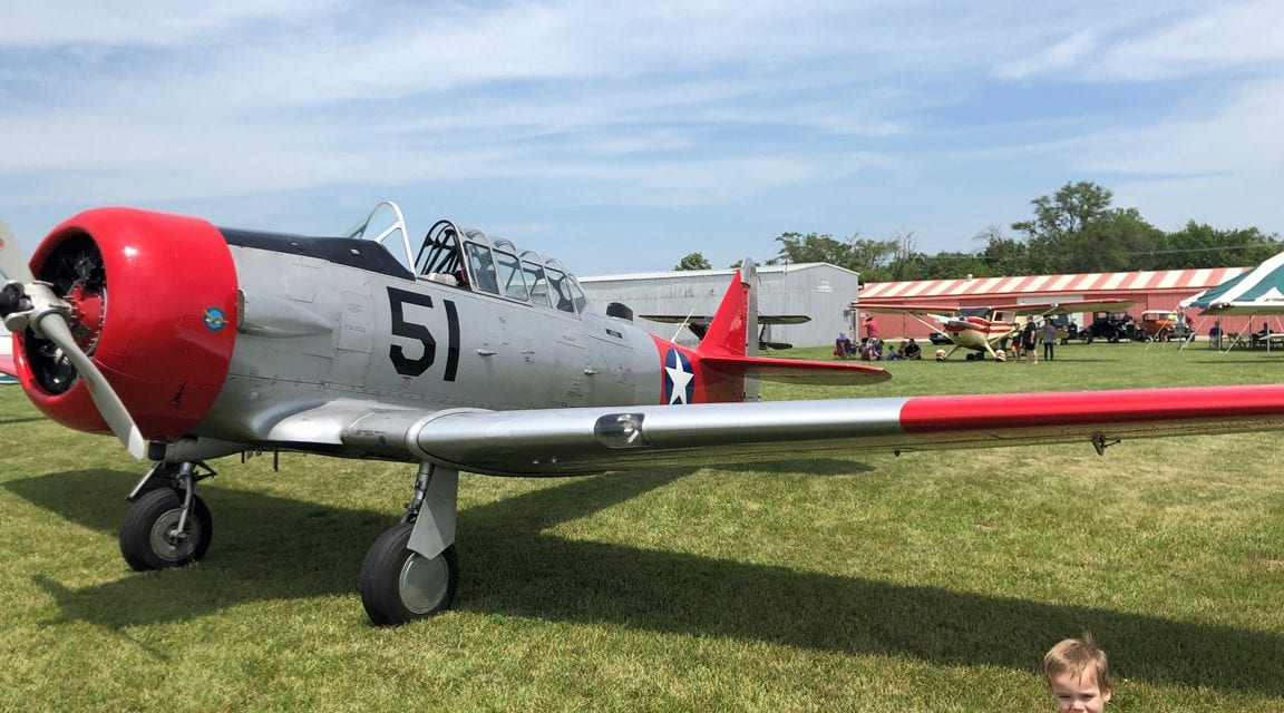 Kansas City Area Vintage Fly-in