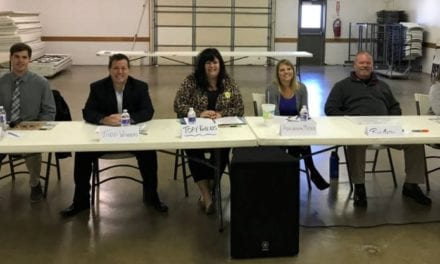 Six council candidates vie for three slots