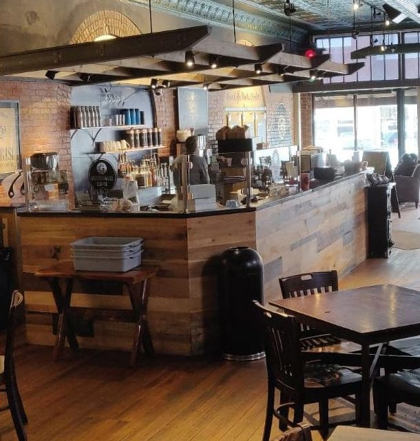 Groundhouse earns Coziest Coffeehouse award
