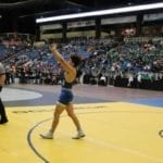 GEHS wrestlers give tremendous team effort at state tournament