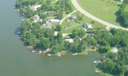 Victim falls overboard at Gardner Lake