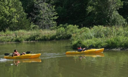 Family Kayak lessons offered on July 18 in SMP