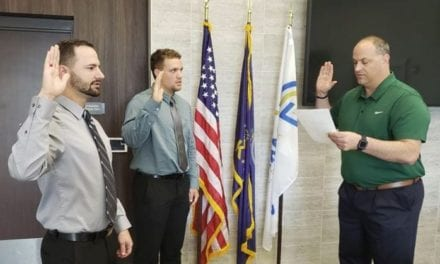 Two new GPD officers