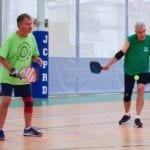 50 plus pickleball tournament in the works