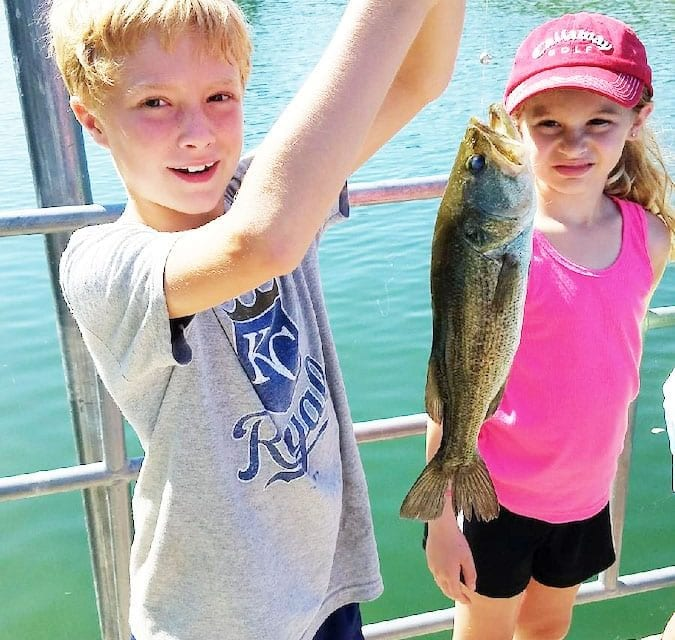 Family Fishing Night, activities planned